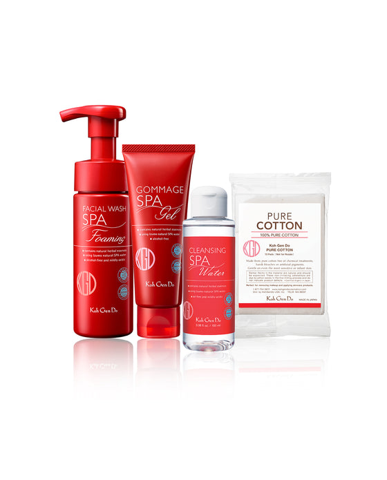 SPA Total Cleansing Set