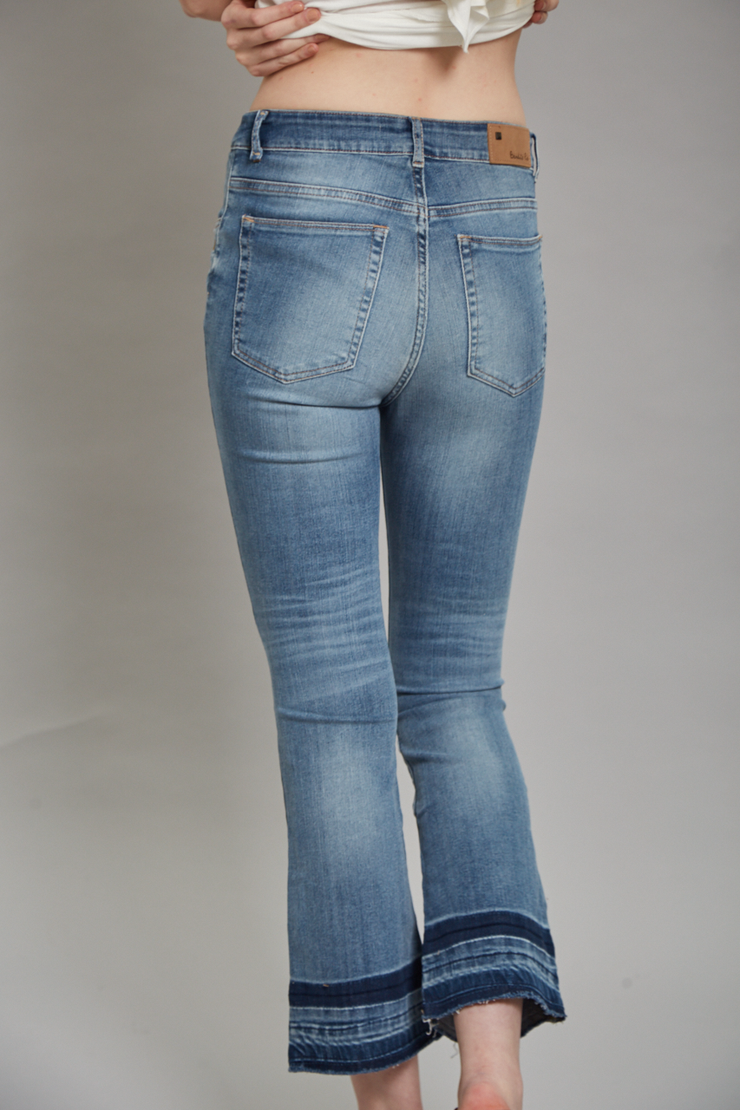 Cropped Denim Lewis