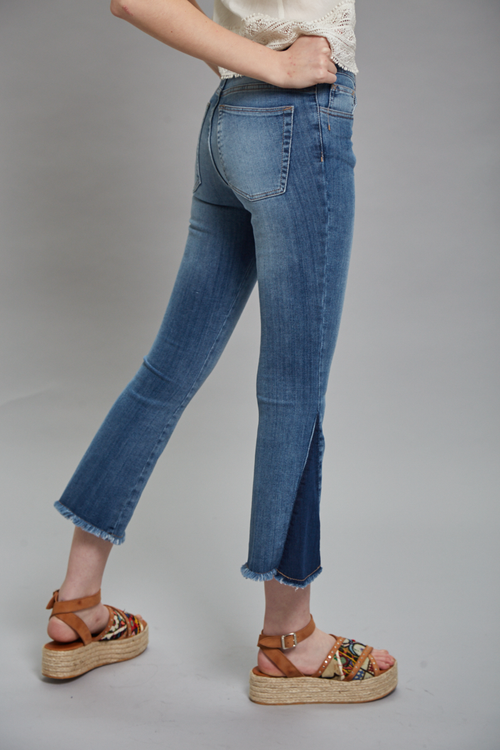 Cropped Denim Cameron