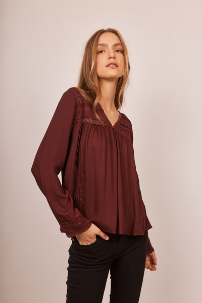 Blusa Lupe