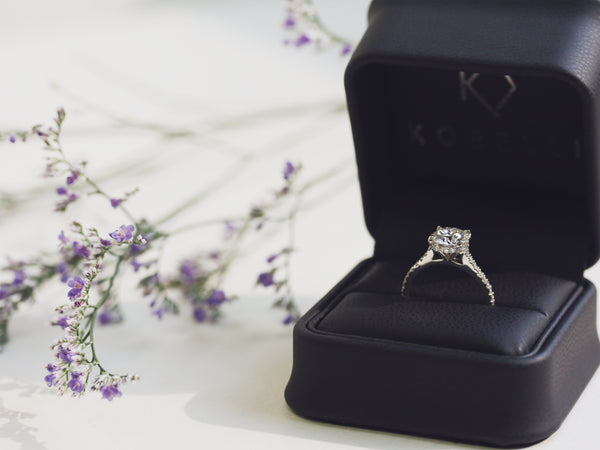3 Reasons Why Engagement Rings Cost More Than Wedding Rings