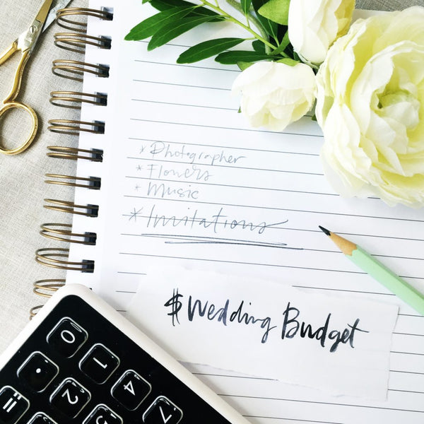 Wedding Planning - Setting A Budget