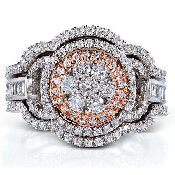 Diamond Rosetta Bridal