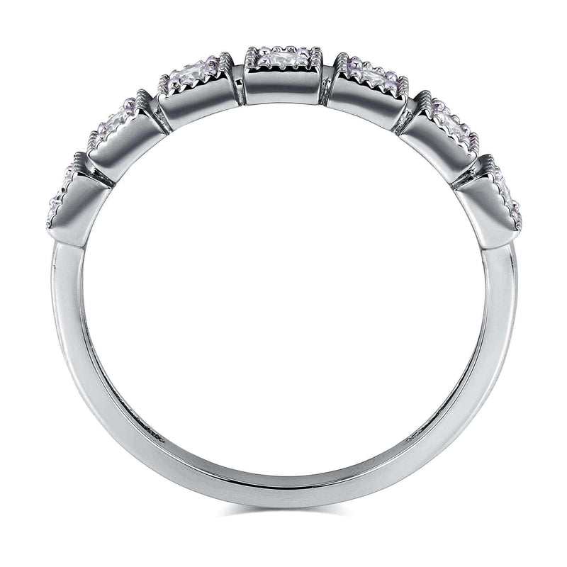 Kobelli Diamond Wedding Ring 1/6ct TDW in 10k White Gold