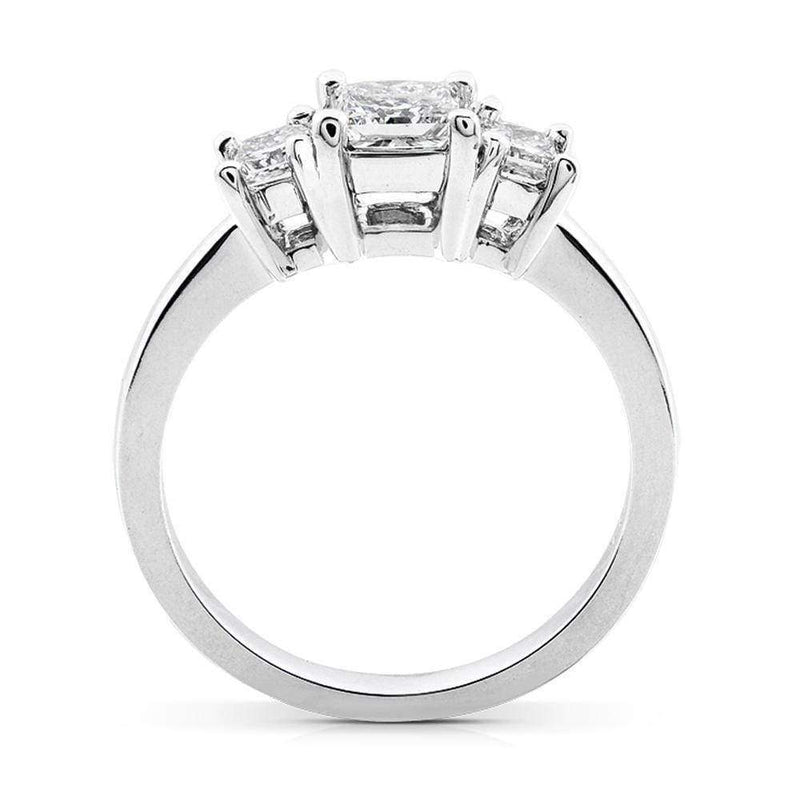 Kobelli Diamond Engagement Ring 1/2 carat (ctw) in 14K Gold