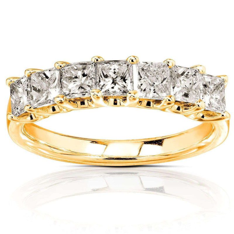 Kobelli Diamond Wedding Band 1 carat (ctw) in 14K Gold