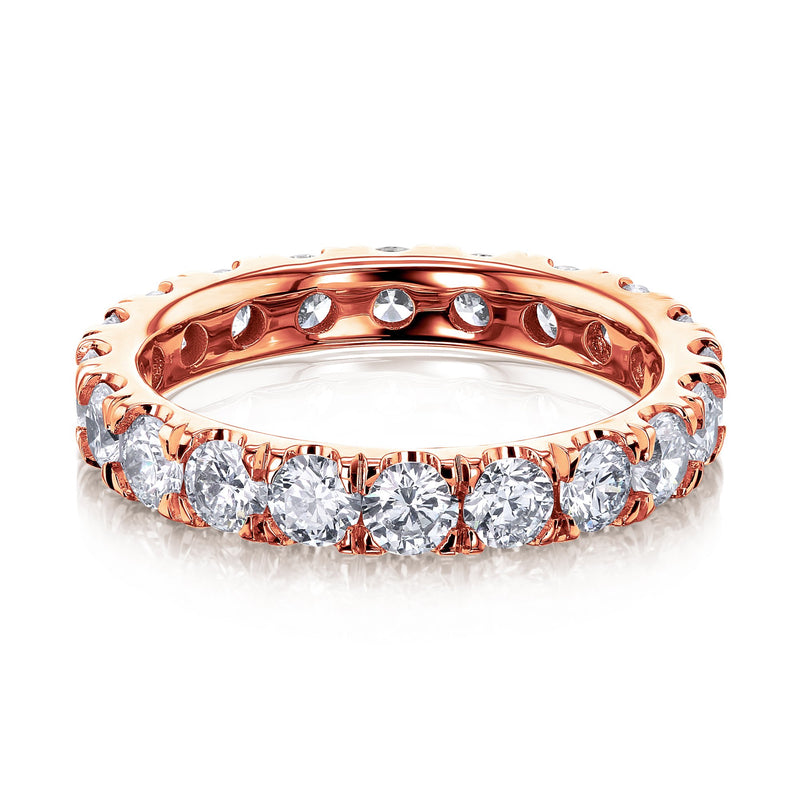 Kobelli Eternal Diamond Ring
