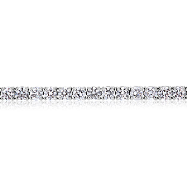 4.75 CTW Diamond Tennis Bracelet