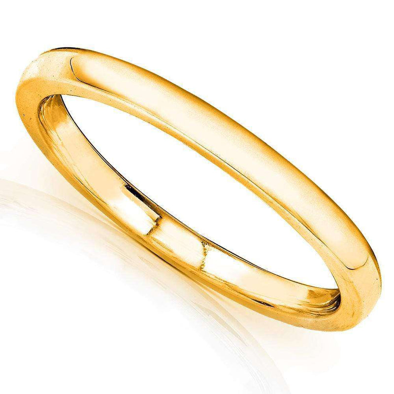 Kobelli 14K Gold Wedding Band (1.7mm)