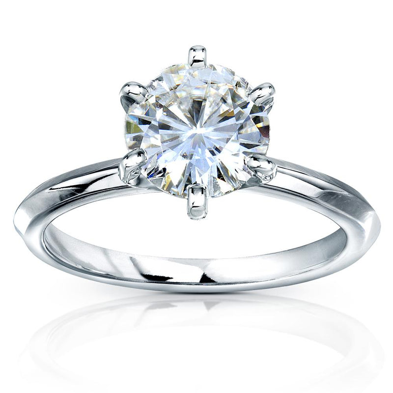 Kobelli 2ct Solitaire Engagement Ring