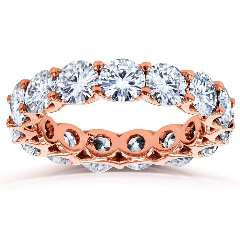 Kobelli 4.5mm Moissanite Eternity Ring MZ62401D1-R/4