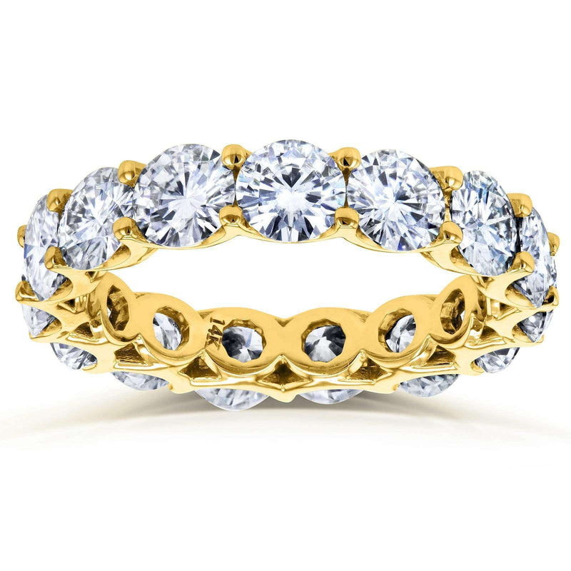 Kobelli 4.5mm Moissanite Eternity Ring MZ62401D1-Y/4