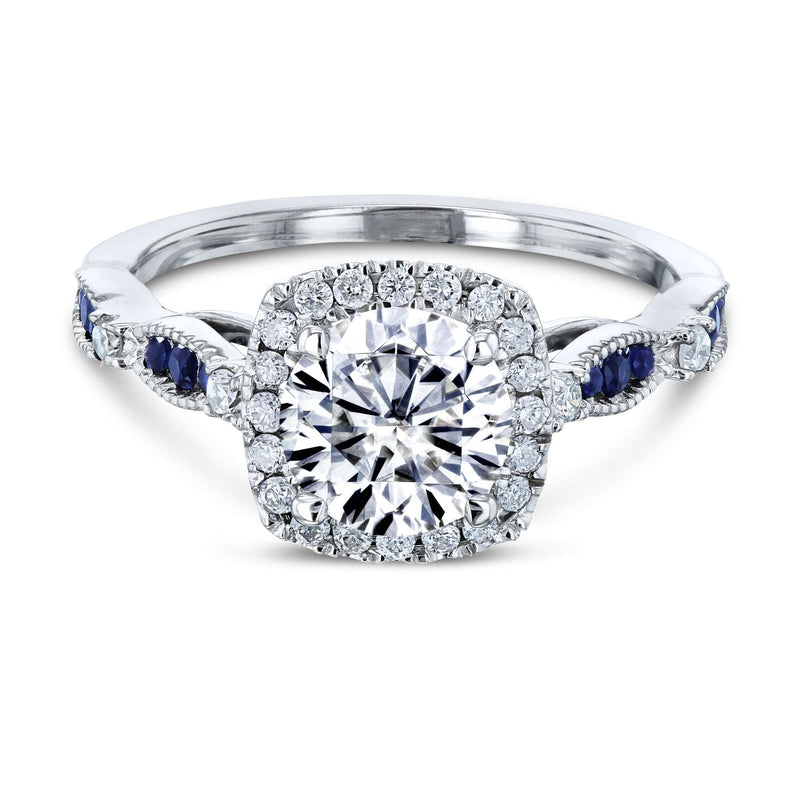 Kobelli Moissanite Rings