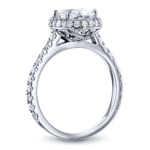 Kobelli Moissanite Ring