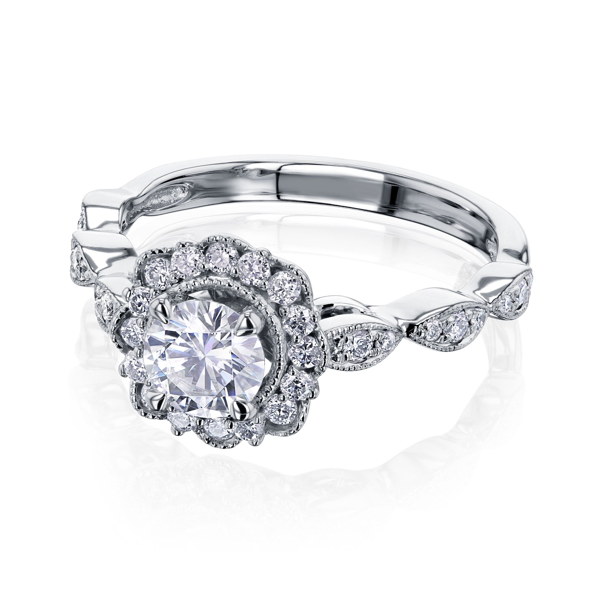Promos The Floral Spring Diamond Ring - 10.0