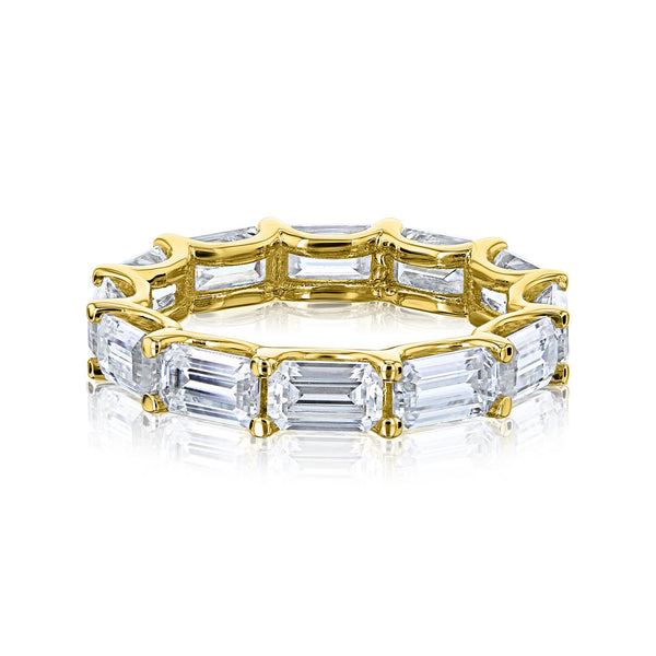 Kobelli East West Lab Grown Diamond Eternity Band