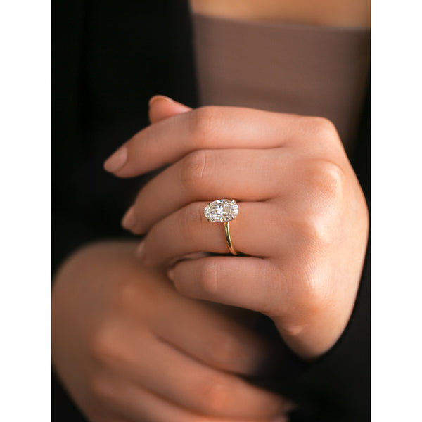Kobelli Orah Engagement Ring
