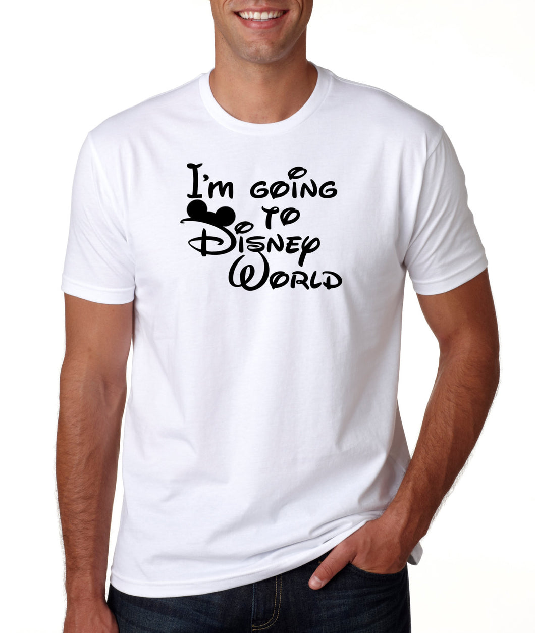 Im Going To Disney World ShirtMickey Mouse Shirt Dad