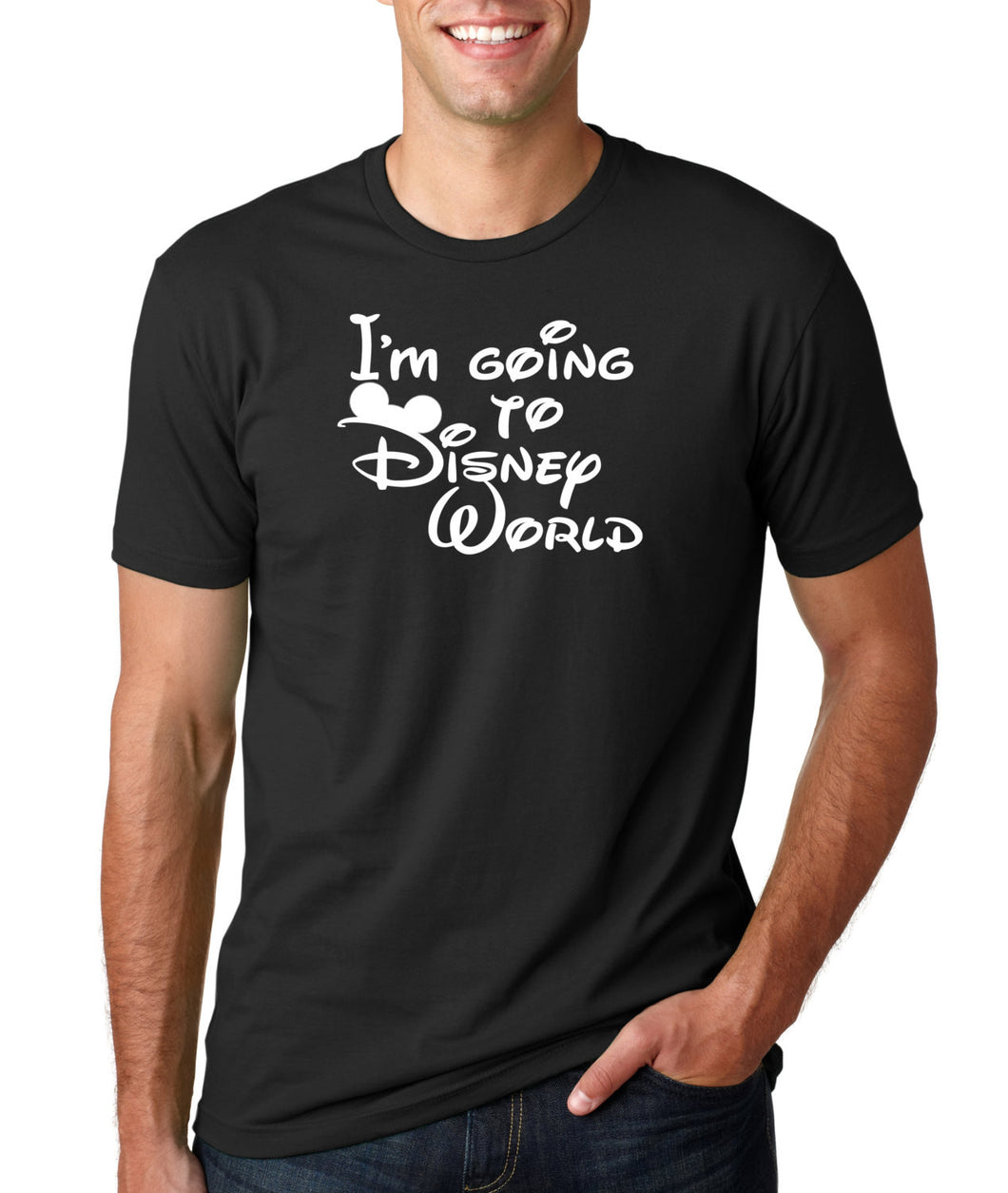 9829cc47271fb I'm going to Disney World Shirt,Mickey Mouse shirt, Dad shirt,Mickey ...