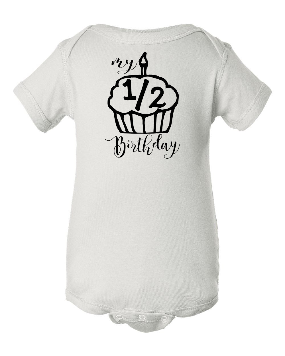 My 1 2 Birthday Shirt Take Home OutfitsChristmas Newborn Baby