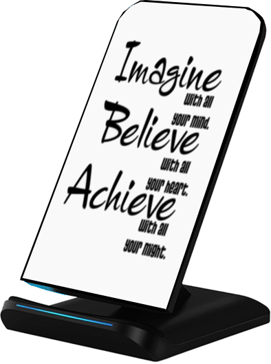 Imagine-Believe-Achieve STAND