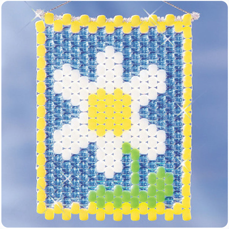 Daisy Youth Beaded Banner Kit