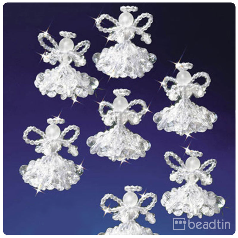 Crystal Angels Ornament Kit