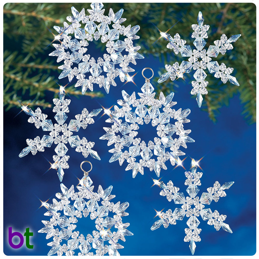 Winter Ice Ornament Kit