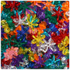 Transparent Mix 25mm SunBurst Craft Beads (69pcs)