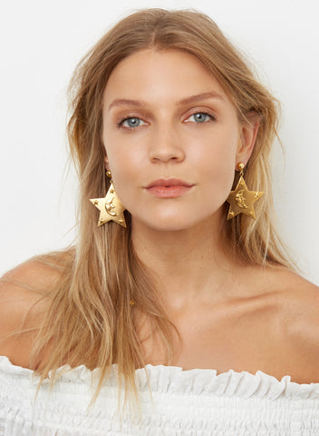 Summer Nights Dream Earrings