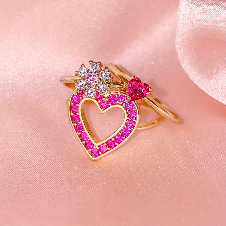 Lover Babe Ring