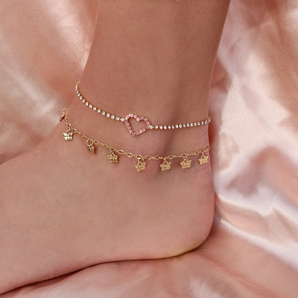 All For Love Anklet