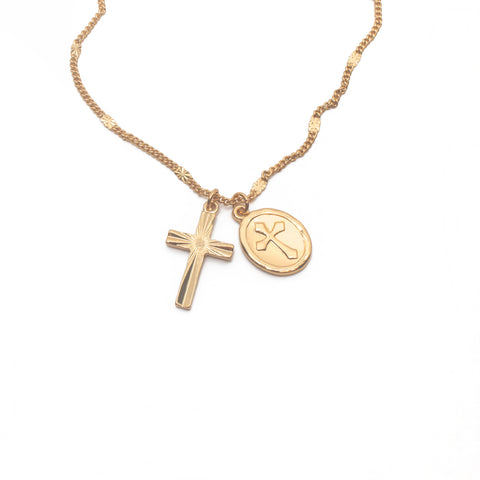 Amore Coin Necklace