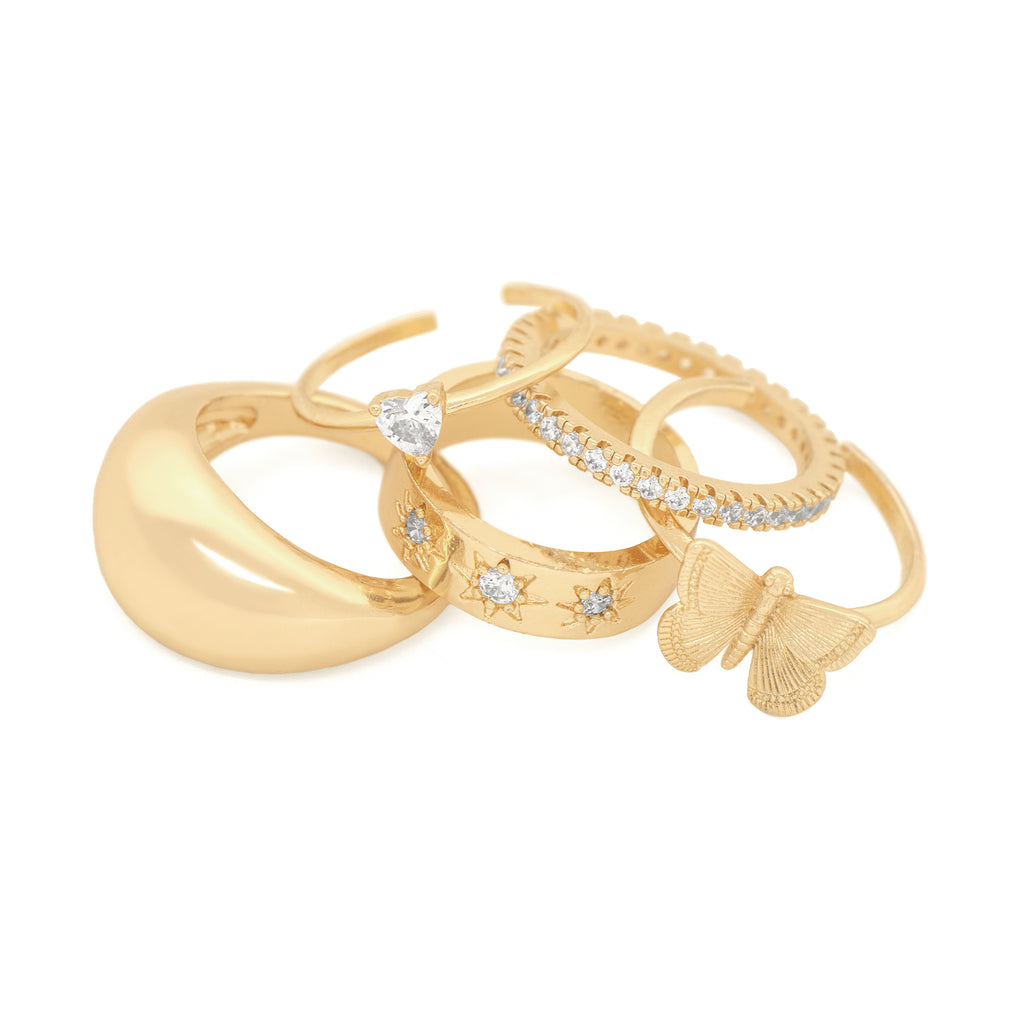 Angel Approved Ring Bundle