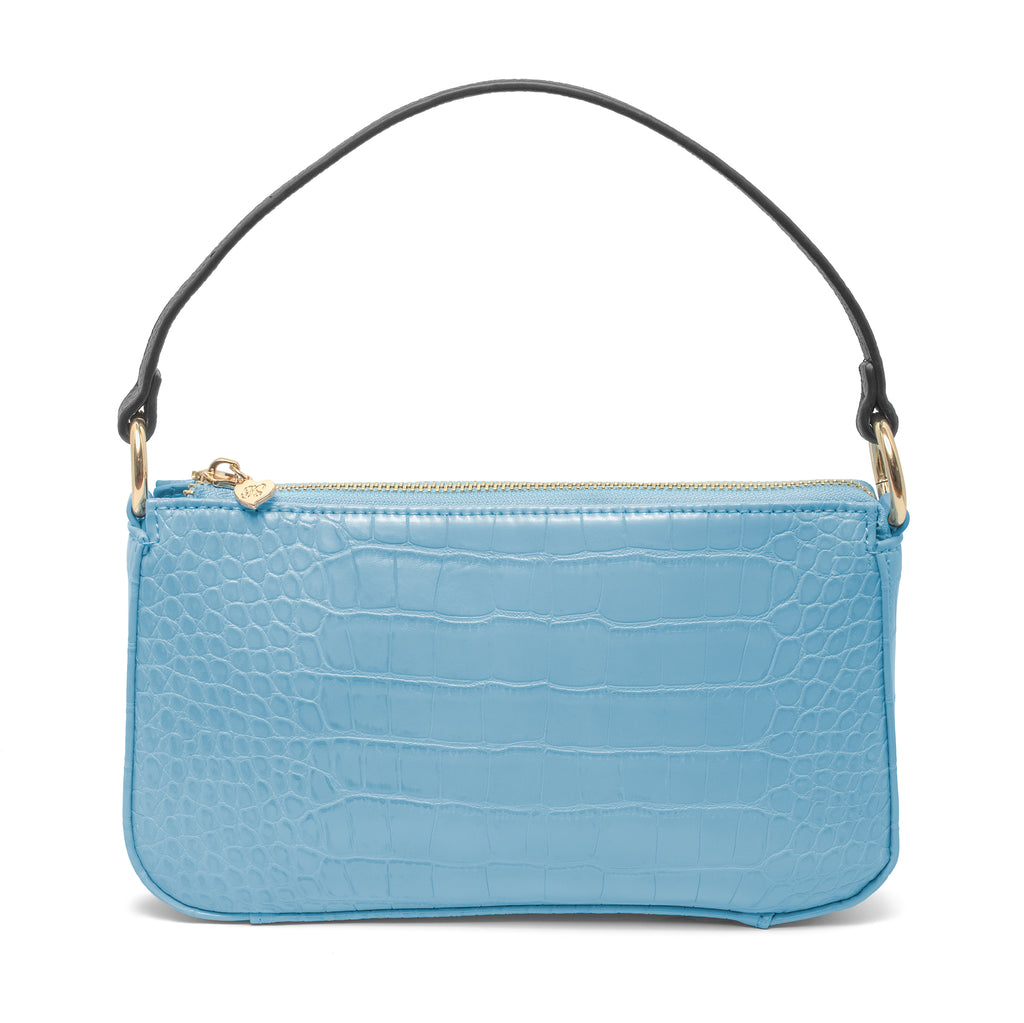 99% Angel Shoulder Bag in Baby Blue