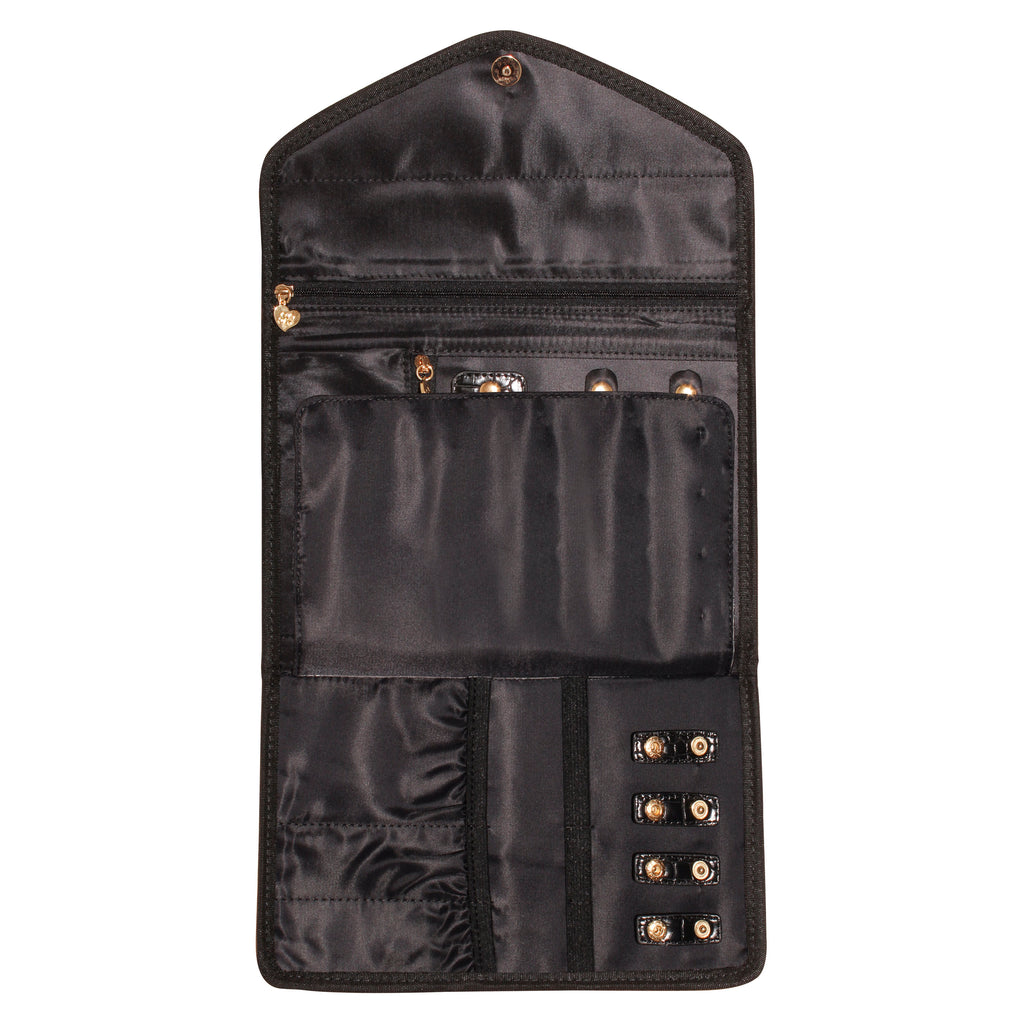 Cloud Nine Jewelry Case in Black