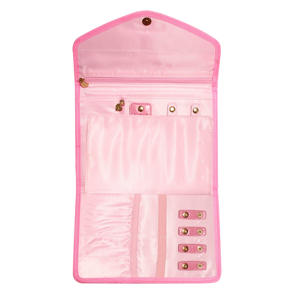 Cloud Nine Jewelry Case in Pink