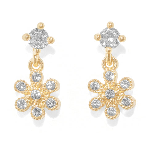 Crazy Daisy Earrings