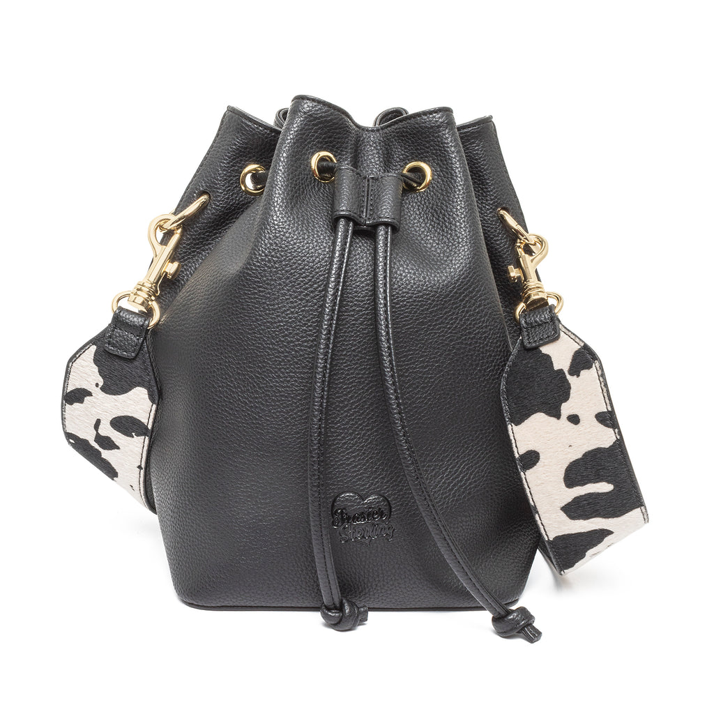 Daydreamer Cow Print Strap