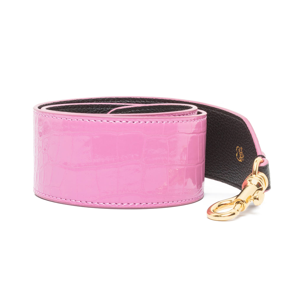 Daydreamer Pink Alligator Strap