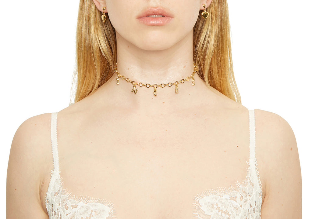 Star Crossed Lovers Choker - Princess