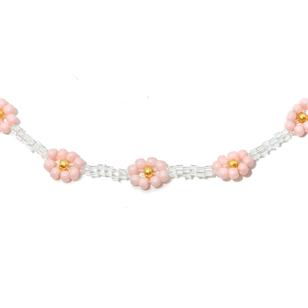 Forget Me Not Choker