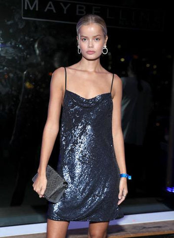 LA Nights Earrings Worn by Frida Aasen