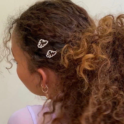 Heavenly Hair Clippies