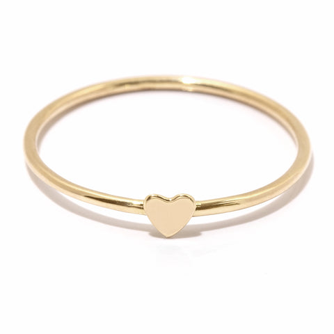Be Mine Ring in 14k Gold