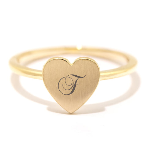 Love Affair Engravable Ring