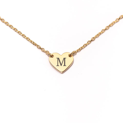 Forever Ever Engravable Necklace
