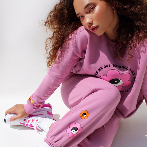 Balance Me Out Loungewear Set