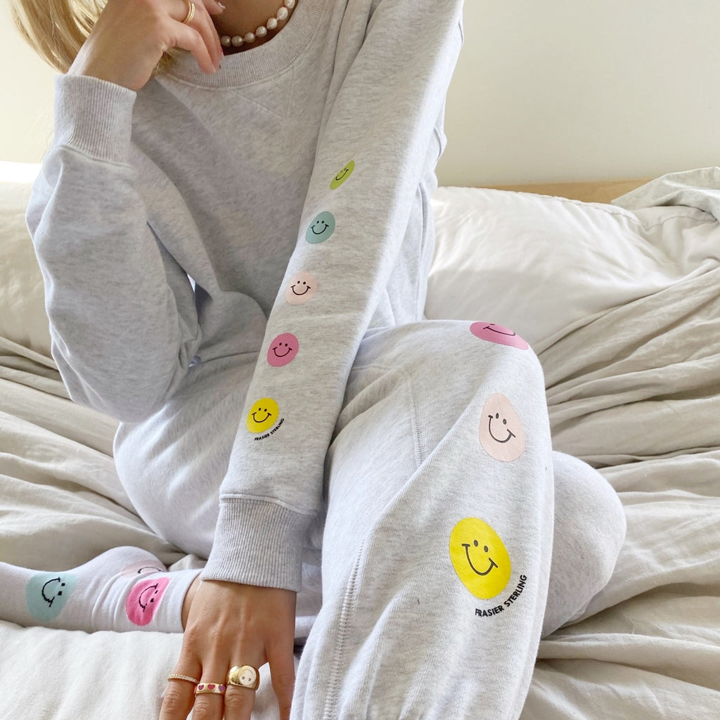 Smiley Gal Loungewear Set