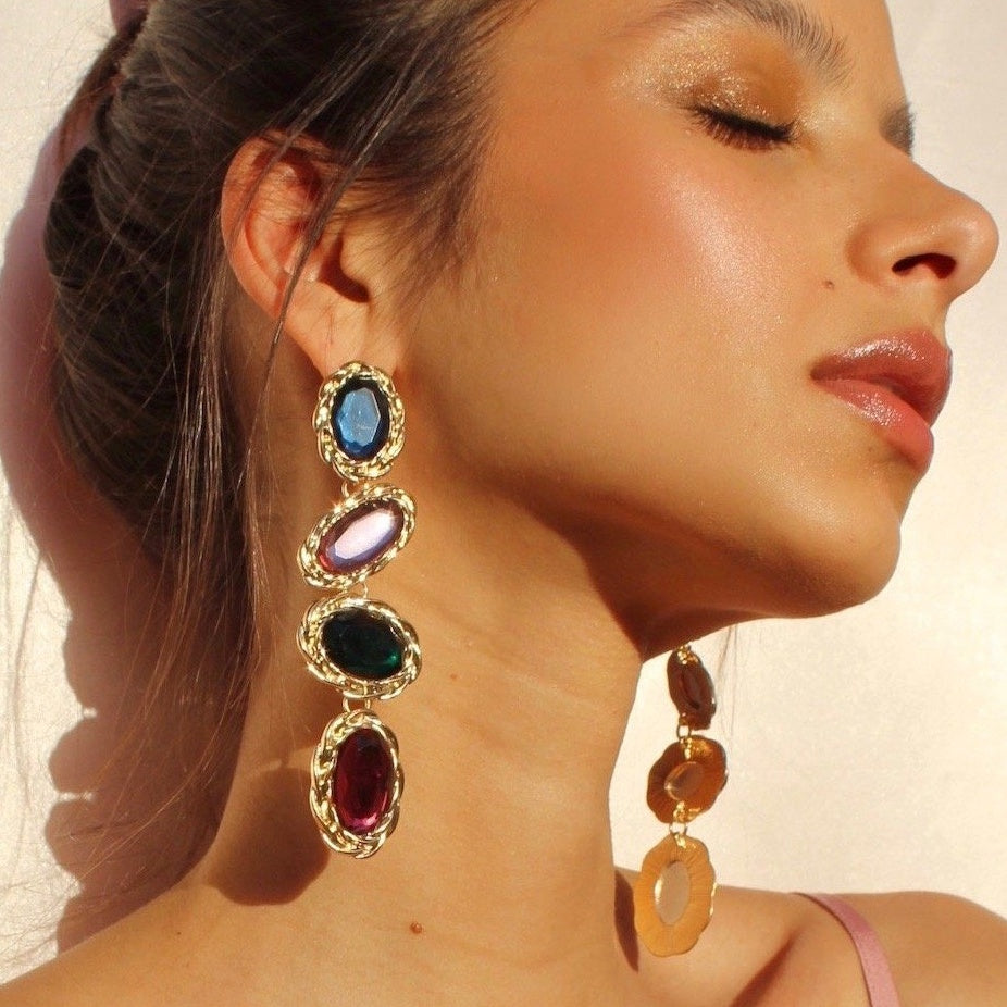 Jaw Dropper Earrings